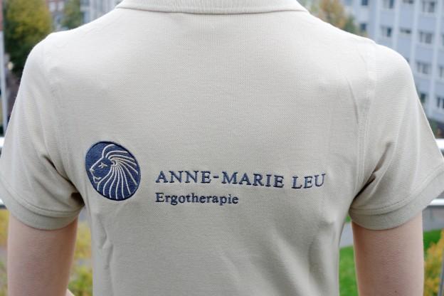 Polo-Shirt von Leu Ergotherapie